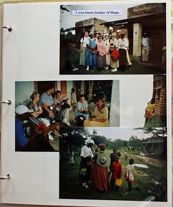 1999 Scrapbook Page