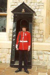 Royal Guard at St. James Palace