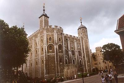 London Vacation 2001