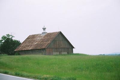 Barn in Missouri
