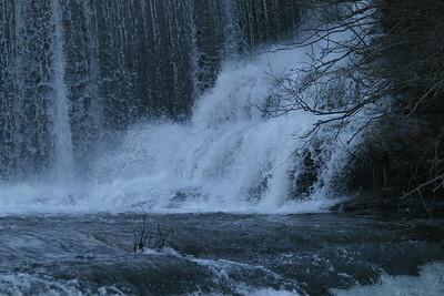 DeSoto Falls, AL