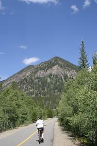 Bike Path, Frisco, CO, August 27, 2005
