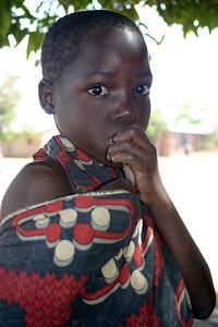 Second day at Kwangwa, Tanzania; starting the church of the Mango Tree! Nov. 9, 2005