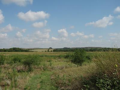 Washita Battlefield, Oklahoma, August 31, 2007