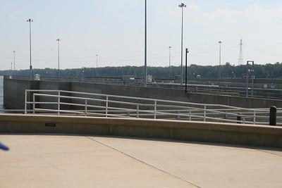 Melvin Price Locks & Dam + Great River Museum, Alton, Illinois, September 30, 2007