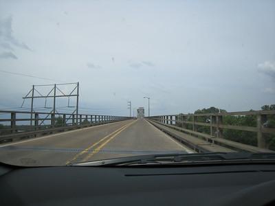 Memphis Bridge, Memphis, Tennessee, June 1, 2008