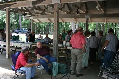 Doggett Family Reunion, Bradley Park, Warren, Arkansas, June 1, 2008