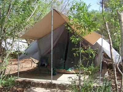 Bird Safari Camp, McCarthy Island, near Janjanbureh, The Gambia