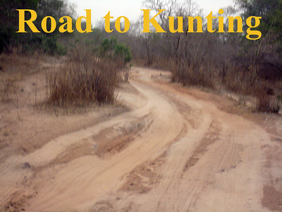 Kunting, The Gambia
