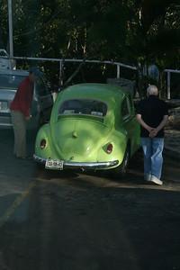 Roadside, Campeche, Mexico