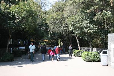 Chapultepec Zoo, Mexico City, Mexico