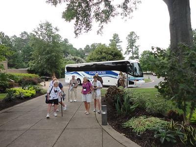 AZAD Tour Buses Came