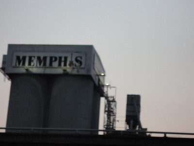 Mississippi River, Memphis, Tennessee