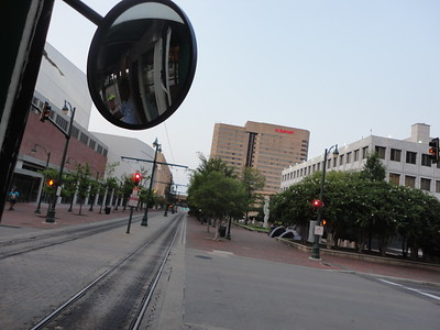 Downtown Trolly Ride