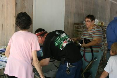 Wesley Doggett Family Reunion, June 4, 2011, Warren, AR
