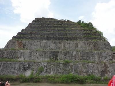 Culebra Cut near Centennial Bridge