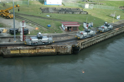 Gatun Locks
