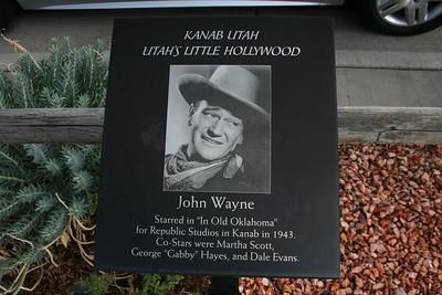 """Kanab, Utah ---  """"Little Hollywood"""""""