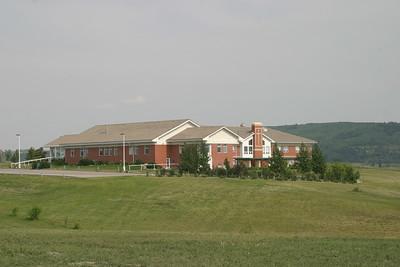 Main Building & Classrooms