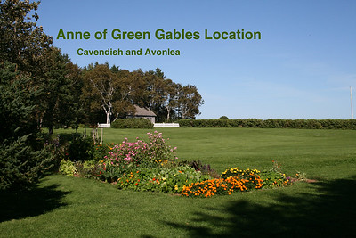 Anne of Green Gables area, Cavendish, Prince Edward Island, Canada, Saturday, 20 September 2008