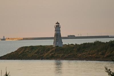 Unknown Nova Scotia Lighthouse