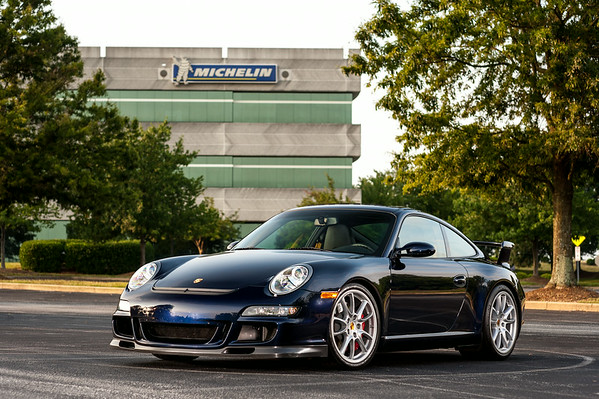 Pre June Cars and Coffee at Michelin