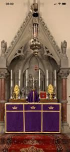 High Altar Pre-Lent