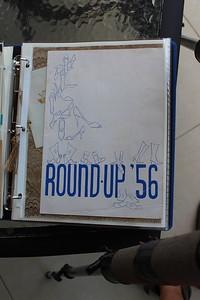 1955-56 Scrapbook, 10th Grade