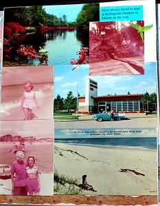 1957 Family Vacation, Panama City, FL