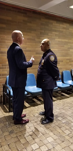 Pre Ramadan Conference Event One Police Plaza 05/08/18