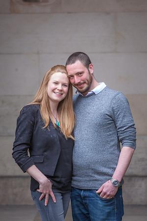 Kate & Iain