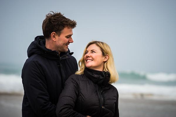 Katy and Johannes