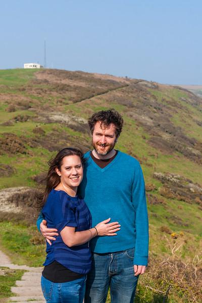 Lee and Nicola