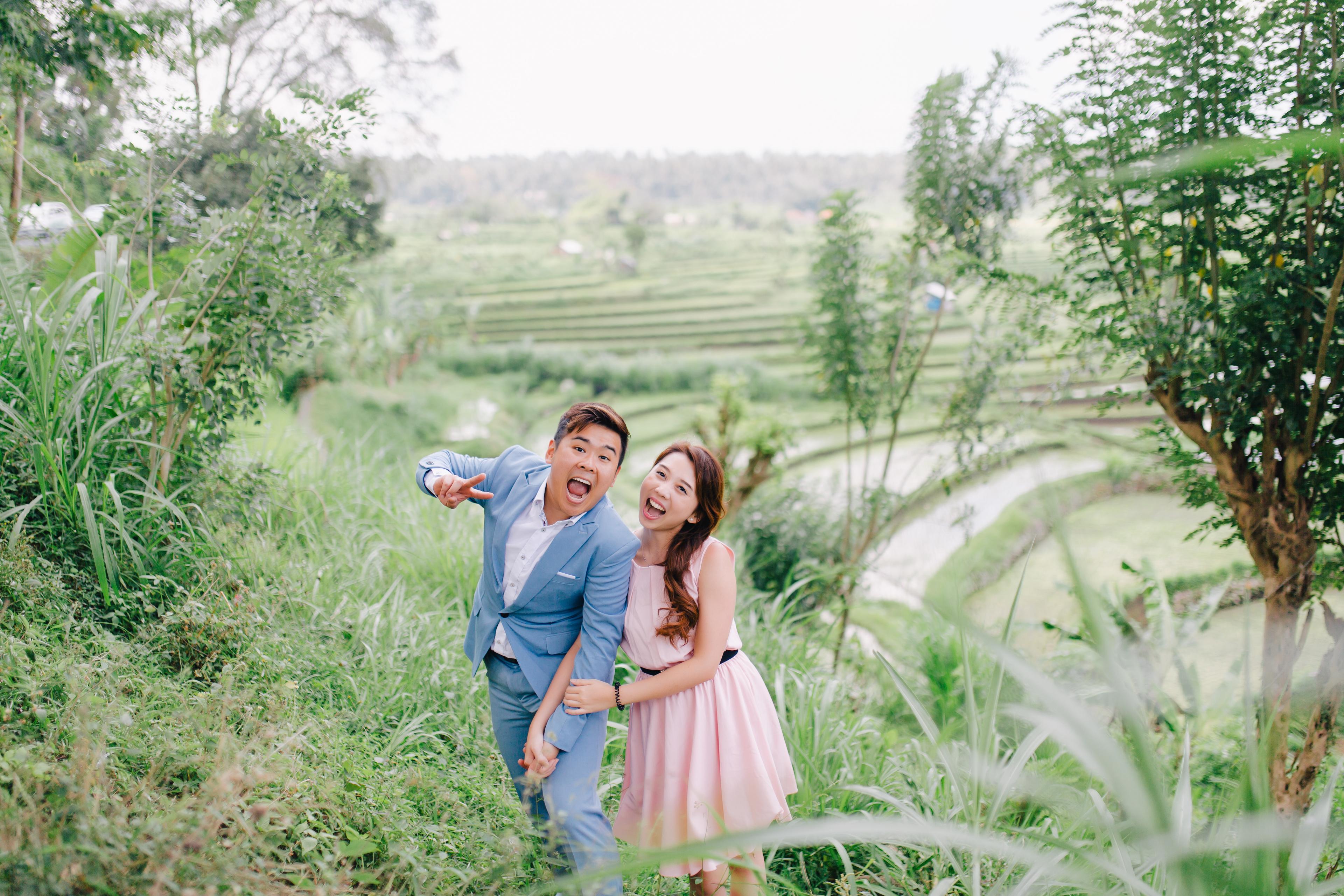 Bali Pre Wedding Photo Shoot in Bali Denpasar, Indonesia
