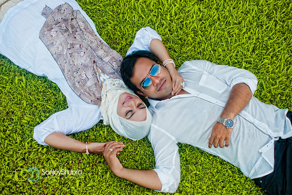 Best Creative Pre Wedding Image By Sanjoy Shubro