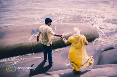 S & M, Pre-wedding Photo Session, Cox'sbazar, Bangladesh