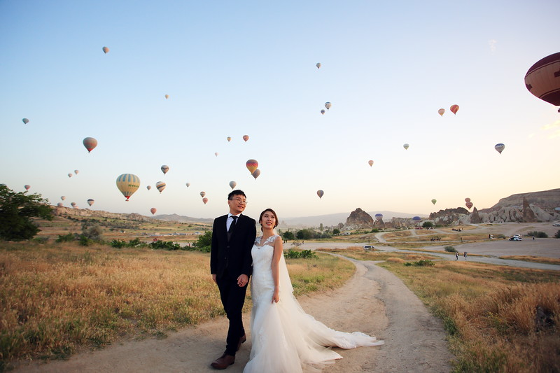 turkey pre wedding