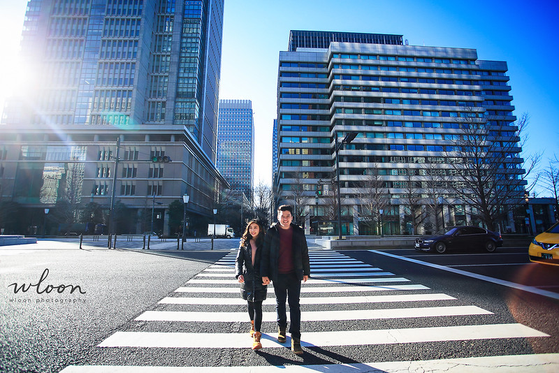 tokyo street shooting