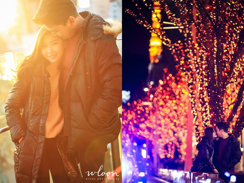 tokyo couple shoot