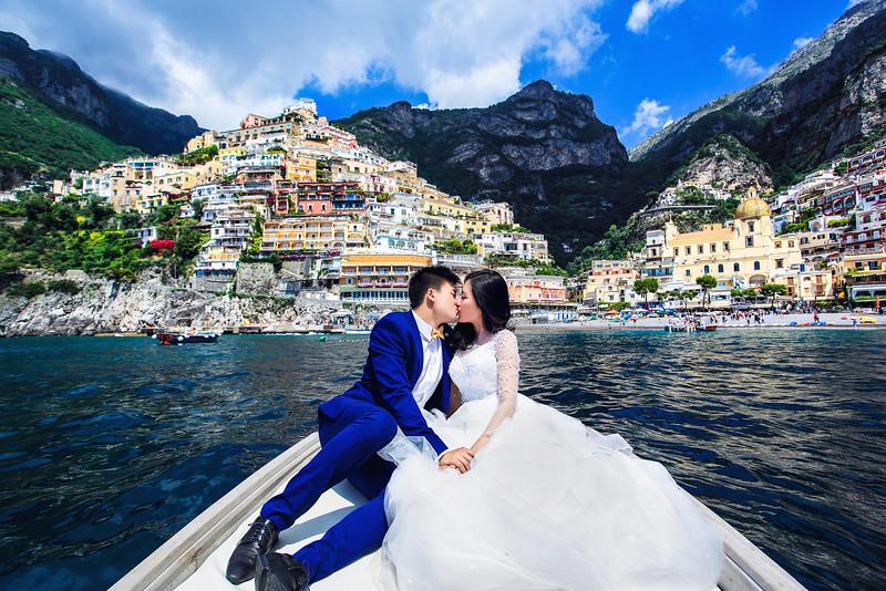 positano pre wedding