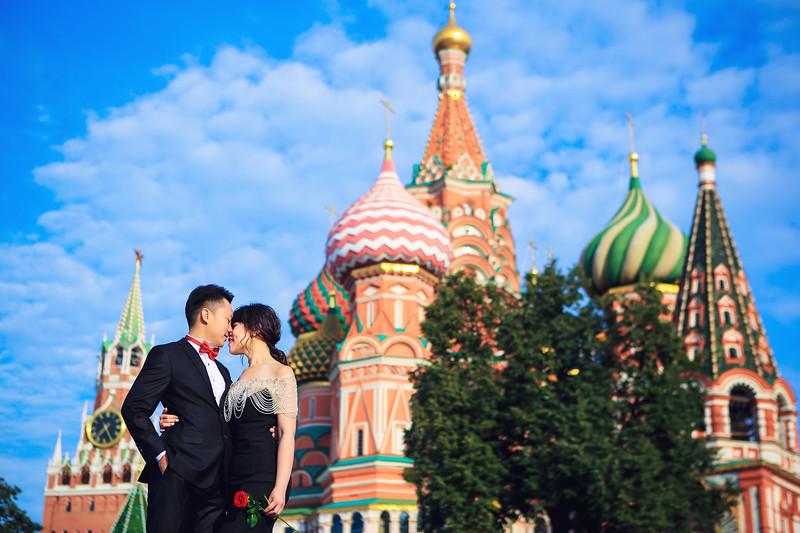 moscow pre wedding