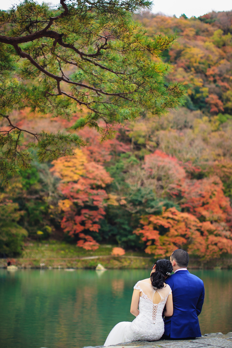 japan pre wedding photographer based in malaysia