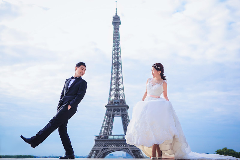 paris pre wedding photographer in malaysia