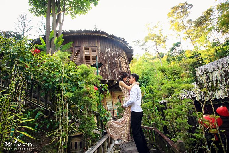 penang fig tree house pre wedding