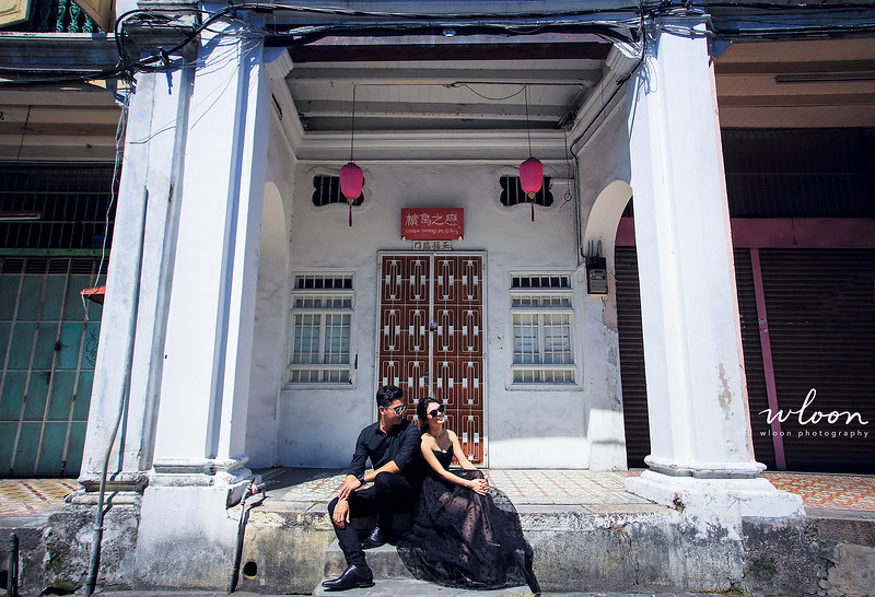 penang heritage building shooting