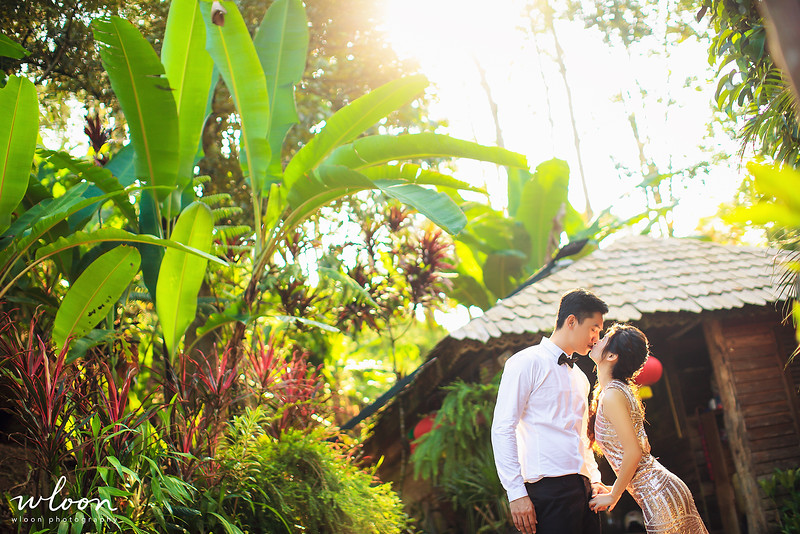 penang fig tree house pre wedding