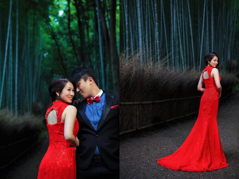 arashiyama pre wedding
