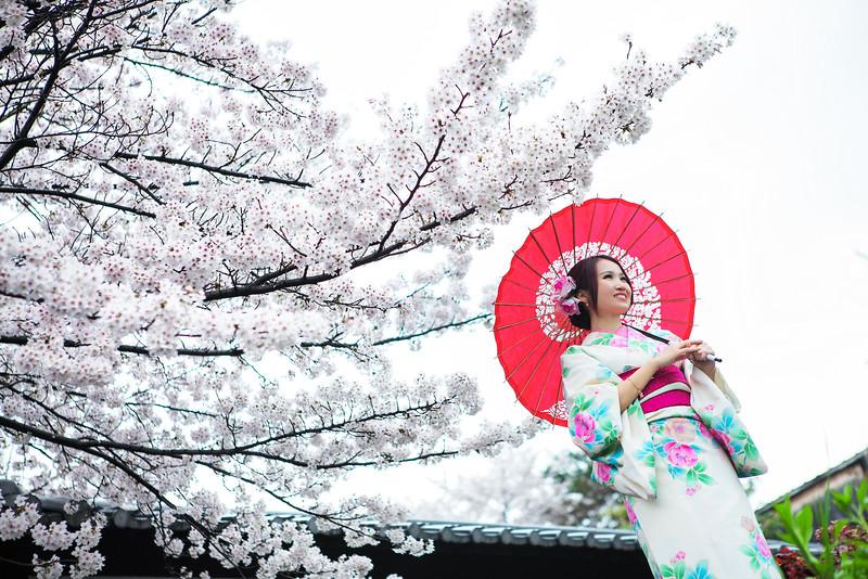 kyoto gion pre wedding
