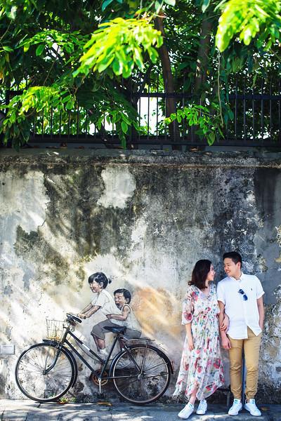 penang couple shooting
