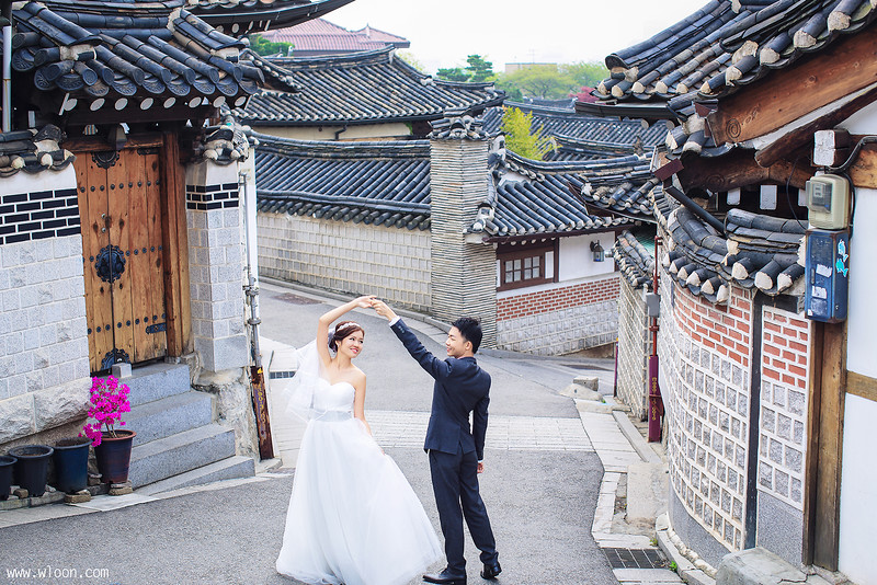 seoul pre wedding